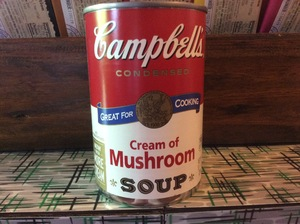 Soup—Campbell's Cream of Mushroom